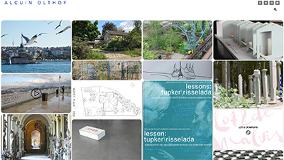 Alcuin Olthof homepage