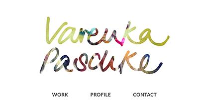 Varenka Paschke homepage