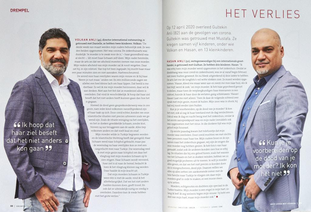 Drempel bewaarmagazine 2021/2022