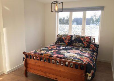 Ruime kamers met comfortabele bedden