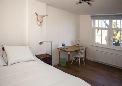 Ruime kamers met comfortable bedden
