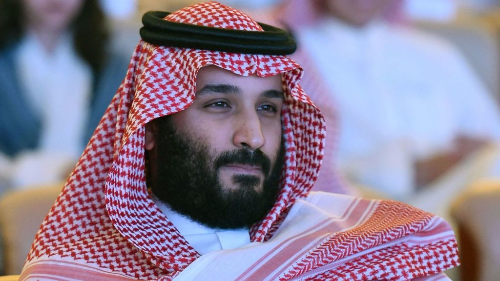 In gilded Saudi royal circles, corruption has long been a way of life