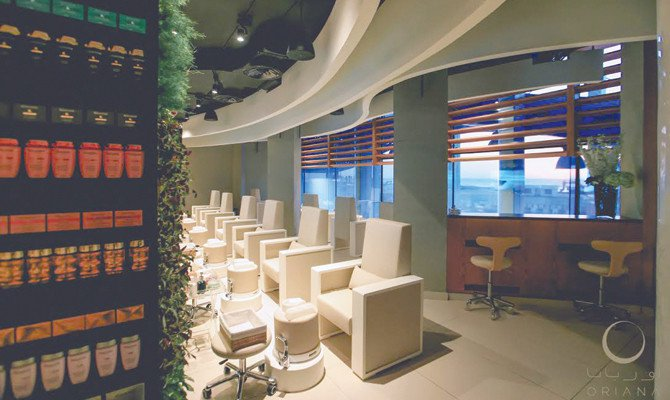 Where We Are Going Today: A little pampering is good for the soul at Oriana