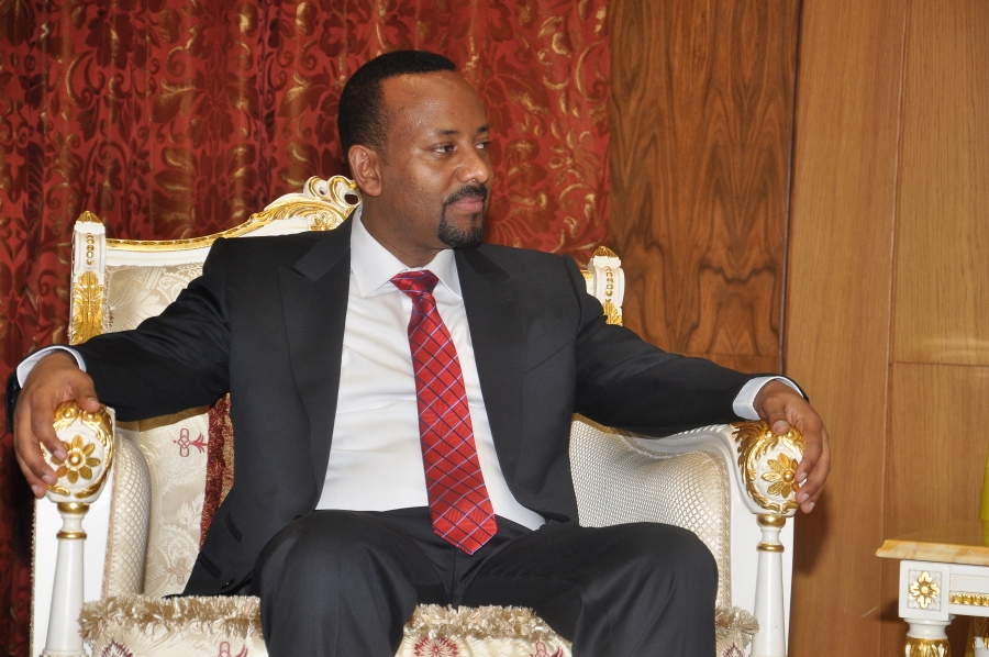 Prime Minister Abiy confers with Saudi Crown Prince