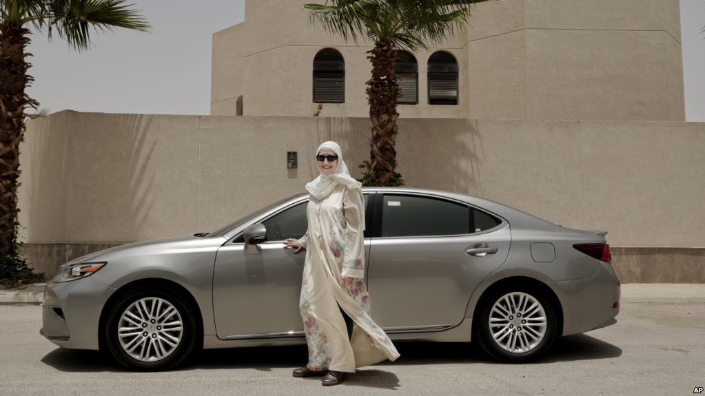 After ban ends, Saudi women see new job in becoming drivers
