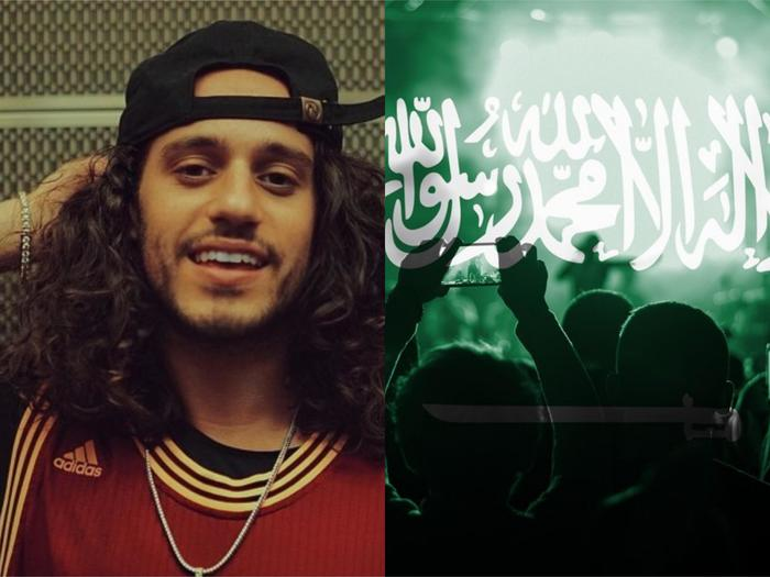 American rapper will perform in Saudi Arabia to mixed-gender crowd