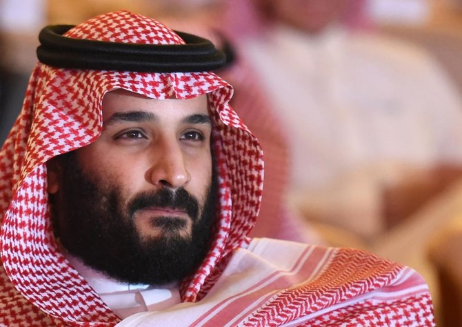 Saudi crown prince says anti-corruption drive is essential for the Kingdom's reputation