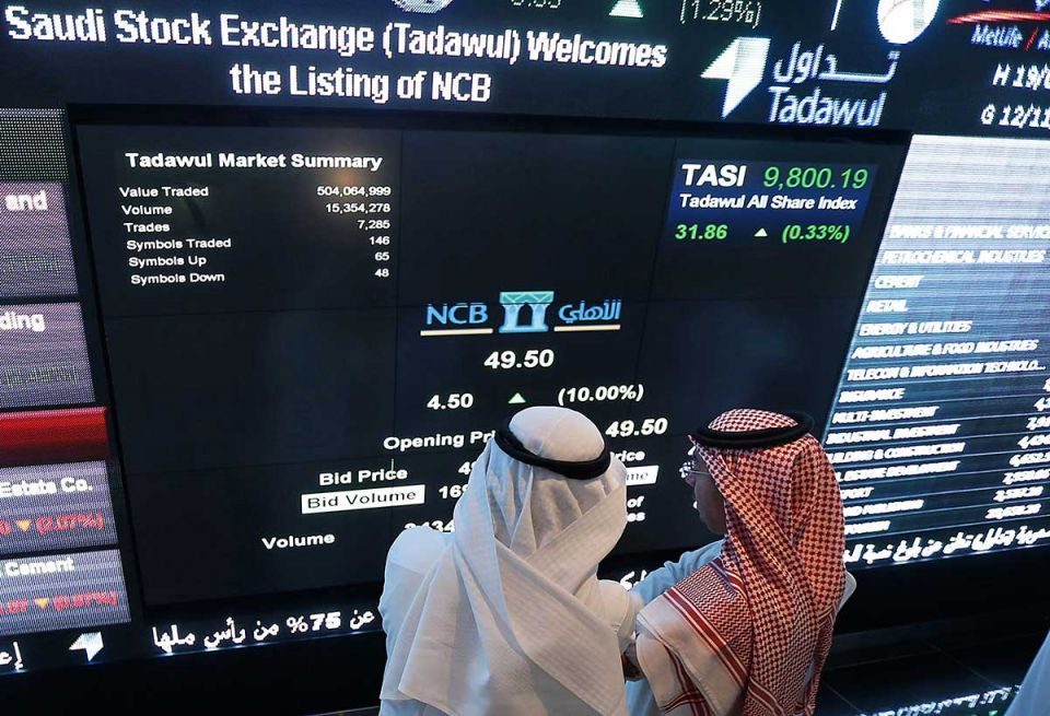 $45bn in capital inflows to Saudi after MSCI emerging markets inclusion