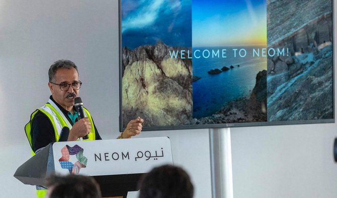 NEOM second phase to begin this year, says CEO