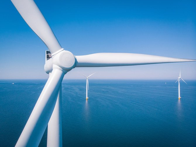 Saudi wind farm's progress heralds a new era in clean energy