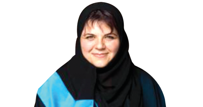 Dr. Heidi Alaskary, Saudi speech-language pathologist