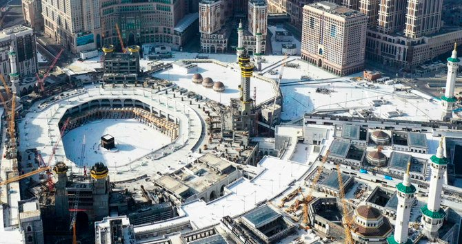 24k pilgrims perform Umrah after Grand Mosque reopening with no reported virus cases