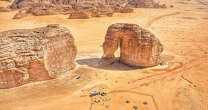 AlUla heritage sites reopen to public Oct. 31