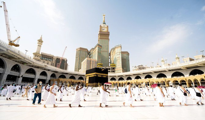 Around 10,000 foreign pilgrims per week expected for Umrah