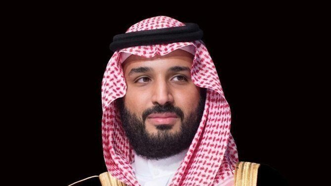 Crown prince thanks 'brilliant' health workers battling virus