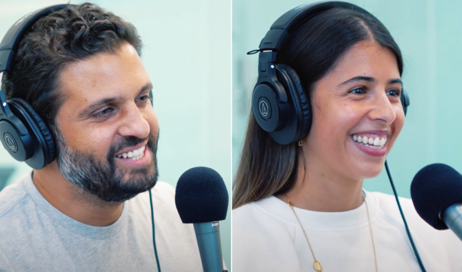 Setting Saudi Arabia's image straight, one podcast at a time