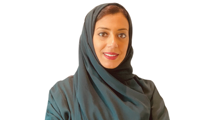 Dr. Razan Baker, chairperson of the International Bowling Federation's (IBF) Women in Sport Committee