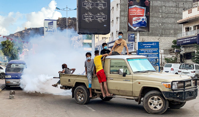 Saudi aid agency launches drive to fight dengue in Yemen