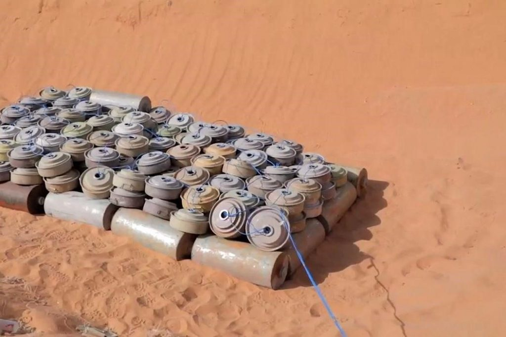 KSrelief's MASAM Teams Continue to Deactivate Explosive Devices in Yemen