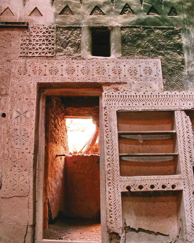 Najd doors: An entrance to the region's culture and heritage