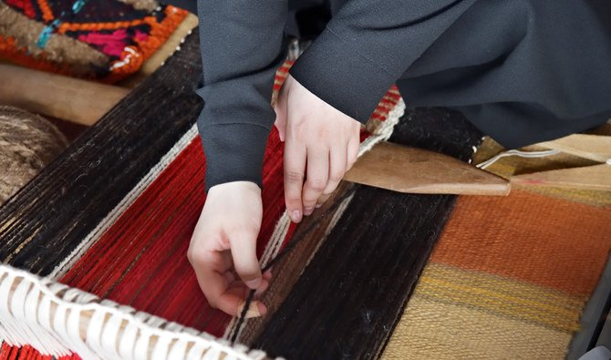 One of Saudi Arabia's oldest traditional forms of weaving remains a key aspect of community life
