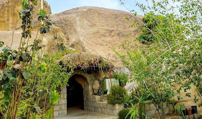 Visitors hail 'haunting beauty' of ancient caves in Saudi Arabia's Al-Baha