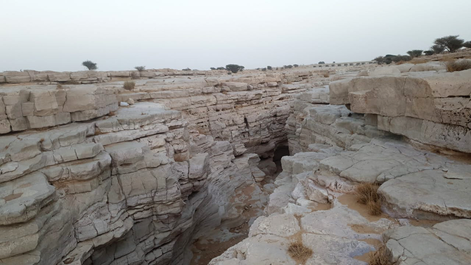 Exploring the hidden treasures of Saudi Arabia's Mawan Valley
