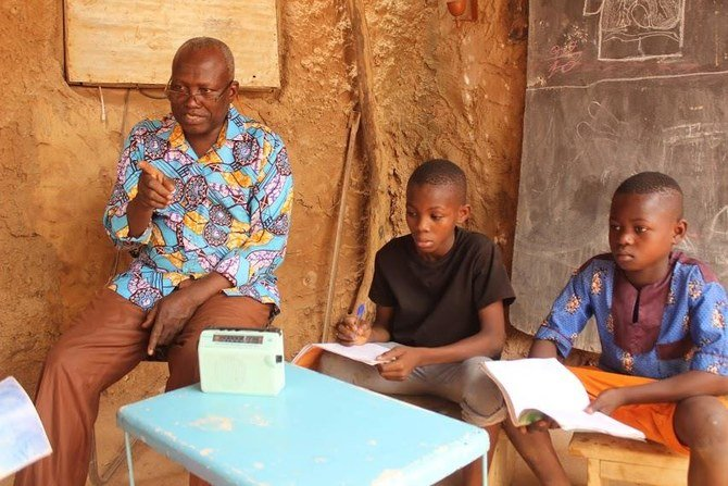 KSrelief continues education projects in Burkina Faso