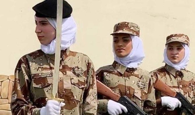 Saudi Arabia opens military recruitment to women