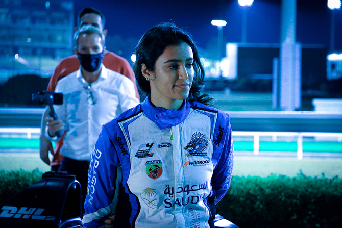 INTERVIEW: Female Saudi driver feels right at home at Diriyah E-Prix