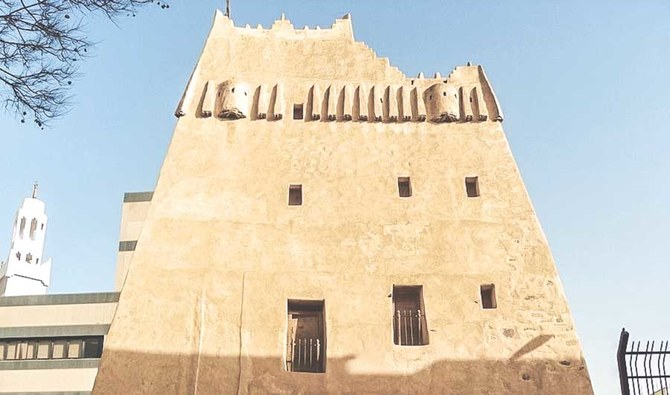 ThePlace: Shada Palace, one of the historical buildings in Saudi Arabia's Abha