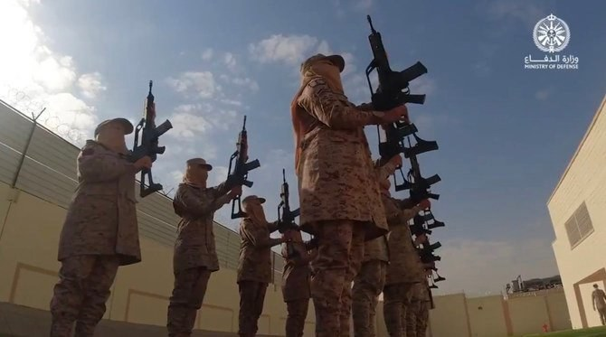 A female could head Saudi state-owned military company, CEO predicts