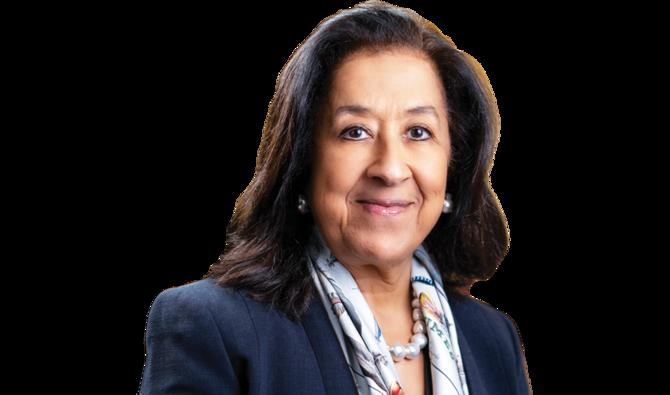 Lubna Olayan becomes first woman to head a Saudi foreign business council