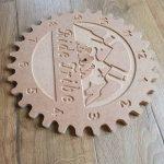 The Workshop Clock Run Tribe Clock 5_1