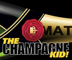 the champagne kid