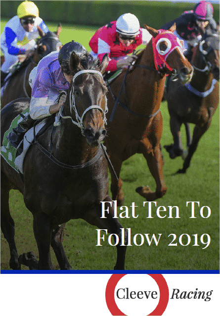 cleeves ten to follow 2019