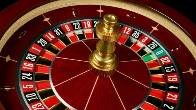 Get to know the different parts of the roulette wheel