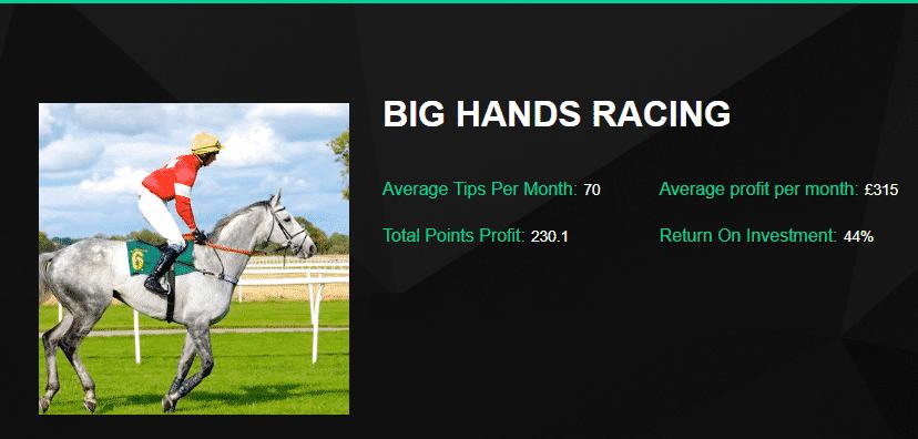 big hands racing review