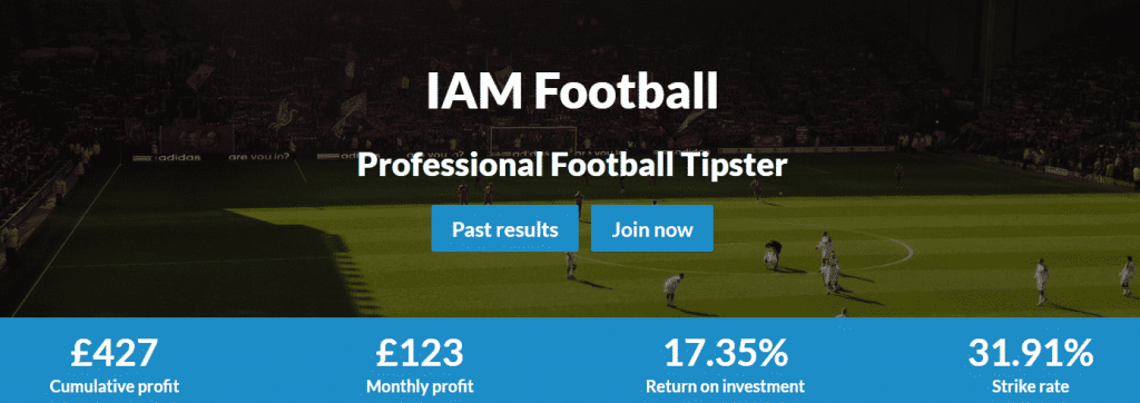 I AM Football review from tipsterreviews.co.uk