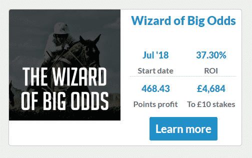 wizard of big odds stats