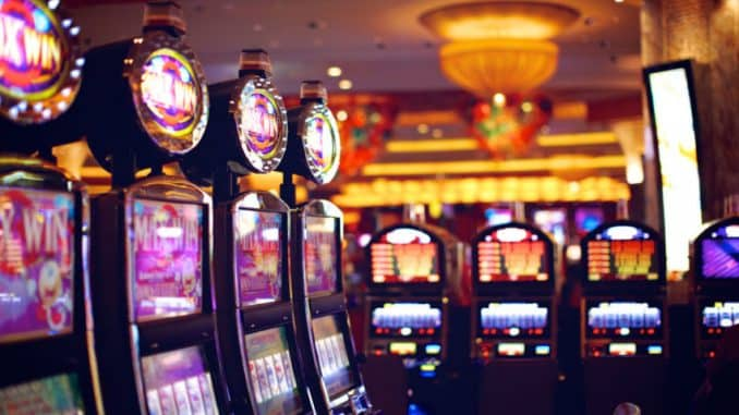 Is there a trick to win on slot machines?