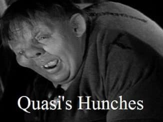 Quasi's Hunches Review