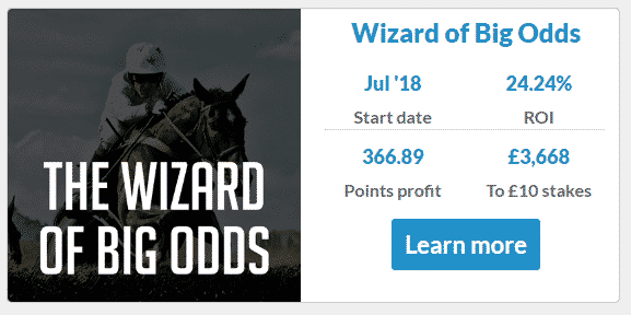 the wizard of big odds review stats