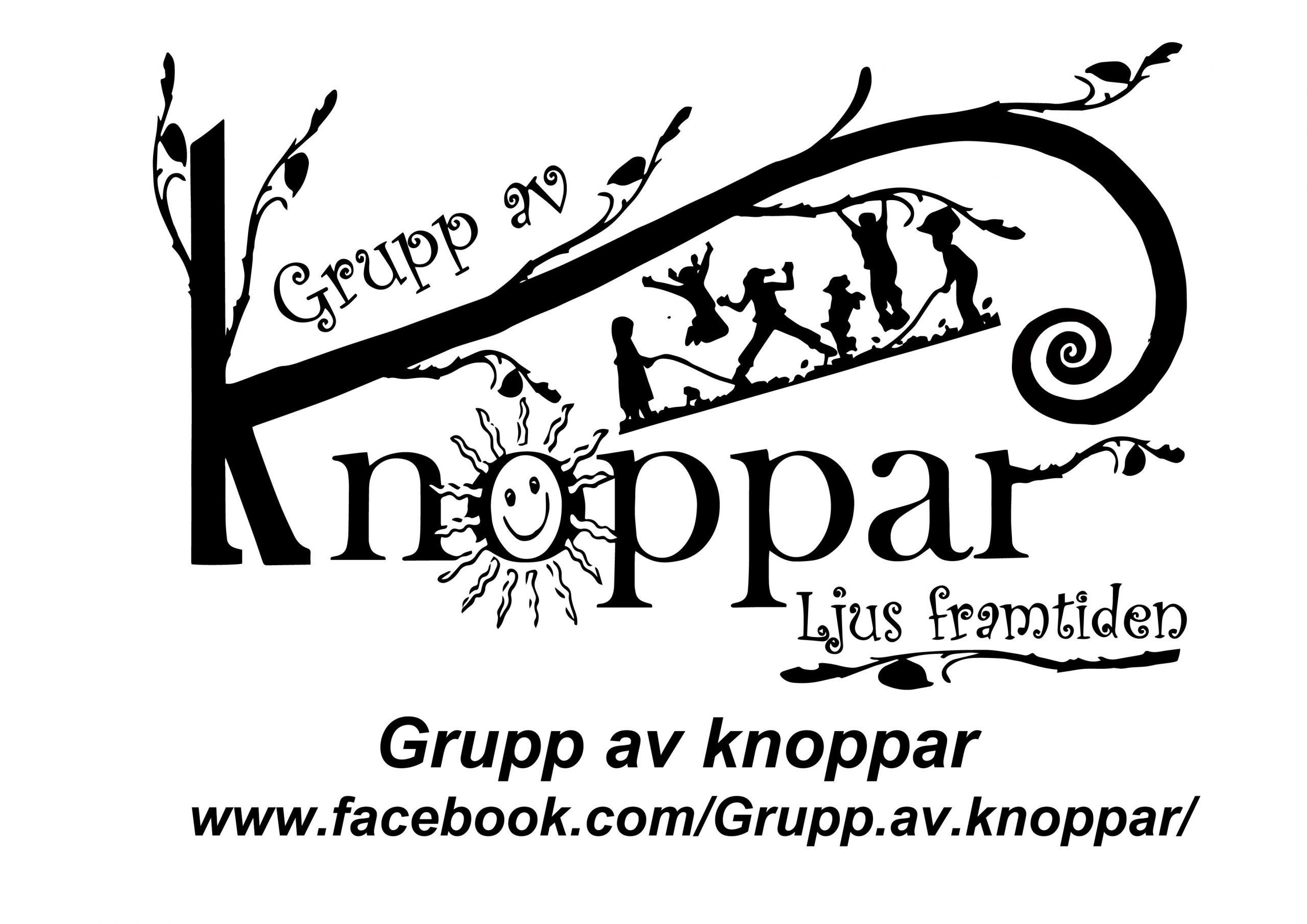 Grupp Av Knoppar