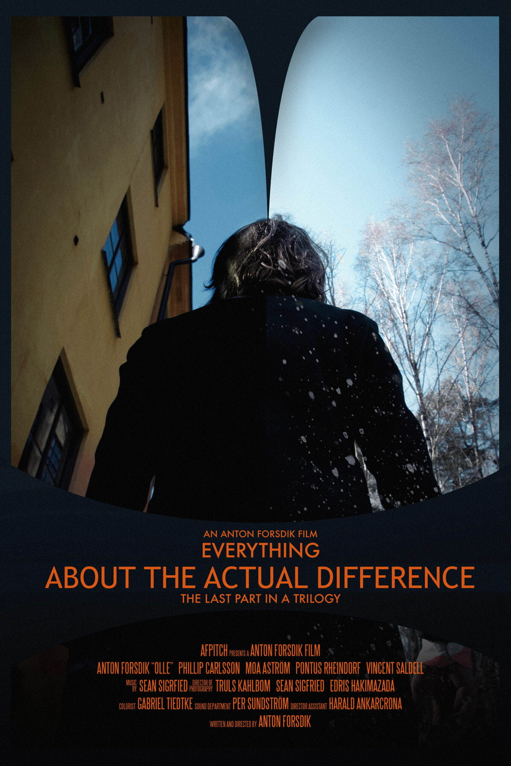 EVERYTHING ABOUT THE ACTUAL DIFFERENCE poster