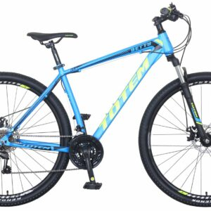 Mountainbike blau