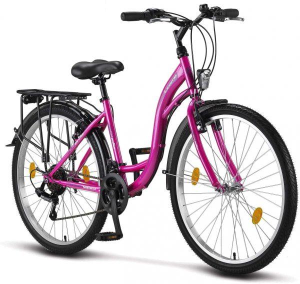 City Bike Mädchen
