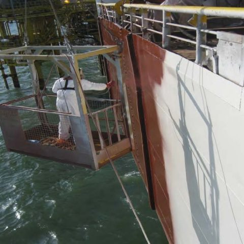 Painting Works on Marc Lorenceau – Yinson Operations And Production West Africa Limited (YOPWAL)