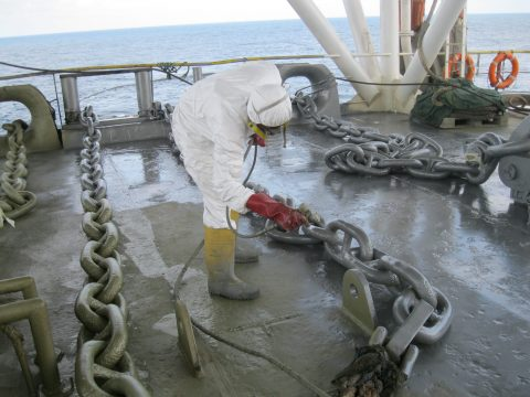 Provision Of Painters/blasters/ Scaffolders On  FPSO Adoon – Yinson limited