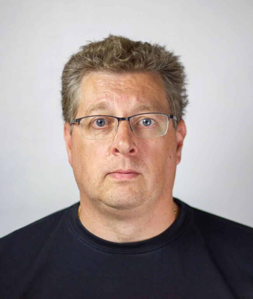 portrætbillede af arbejder hos Toppenberg